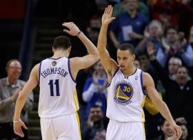 Los Splash Brothers han llevado a los Warriors a desafiar a la historia