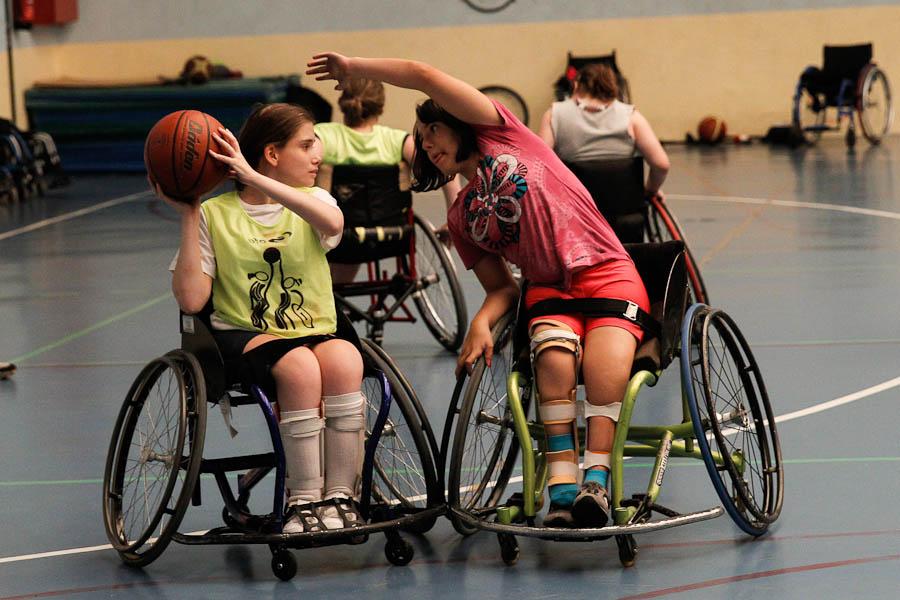 Baloncesto en silla de ruedas juegos deportivos paranacionales 2014 - Baloncesto silla de ruedas ...