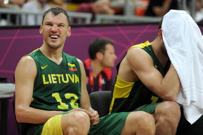 Sarunas Jasikevicius se retira del baloncesto