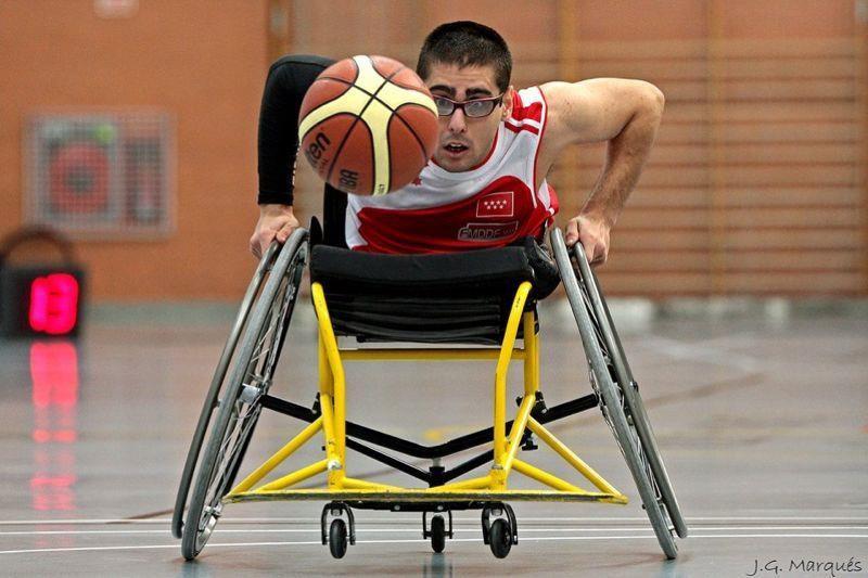 Productos de apoyo t o terapia ocupacional y deporte adaptado - Deportes en silla de ruedas ...