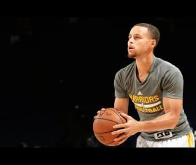 3. Stephen Curry