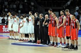 Todos los partidos ACB comenzarán con un minuto de silencio