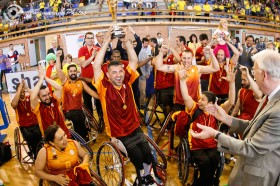 Galatasaray SC - ECC 2014