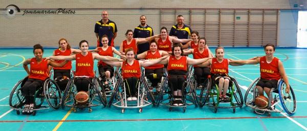 Selección Femenina BSR