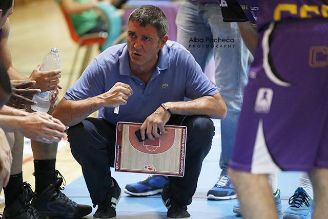 Javier Juarez nuevo entrenador del Real Madrid de Baloncesto