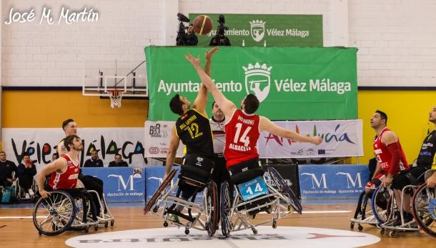 Final Copa Rey BSR 2016